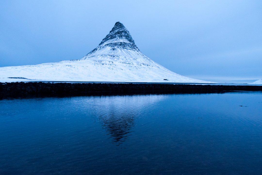 la montagne Kirkjufell
