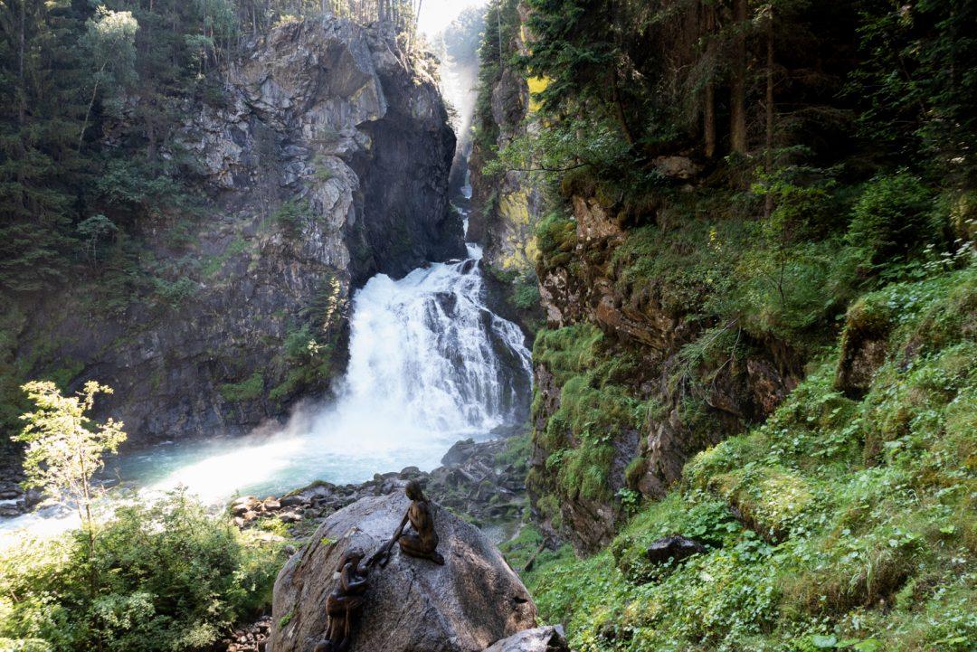 Cascade de Riva
