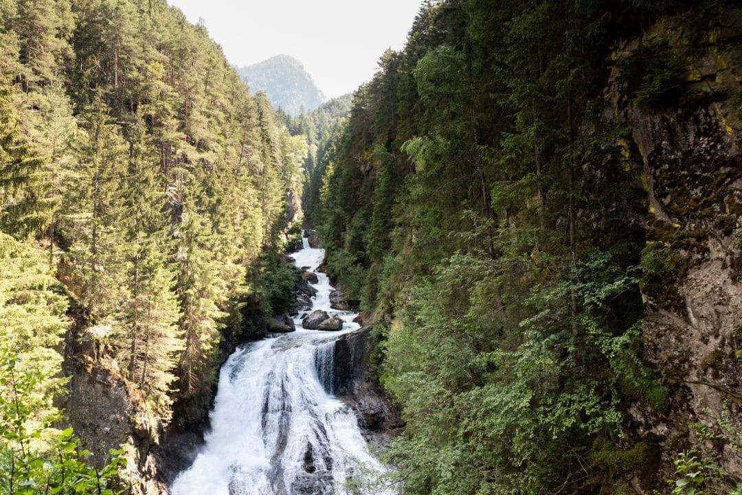 Cascade de Riva blog