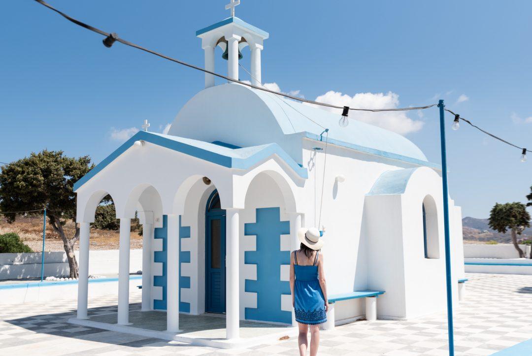 Chapelle de Nikolaos d'Agios à Pollonia