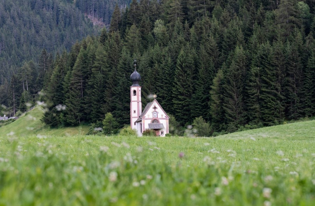 Eglise de San Giovanni