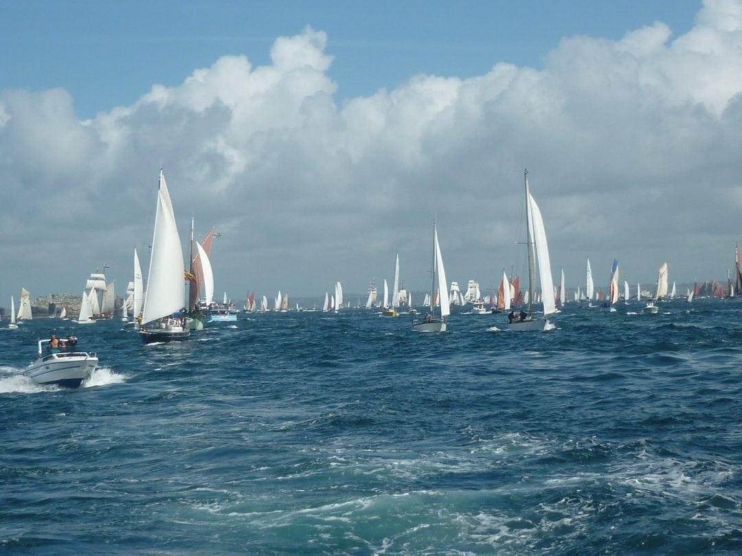 Parade des Fêtes maritimes de Brest