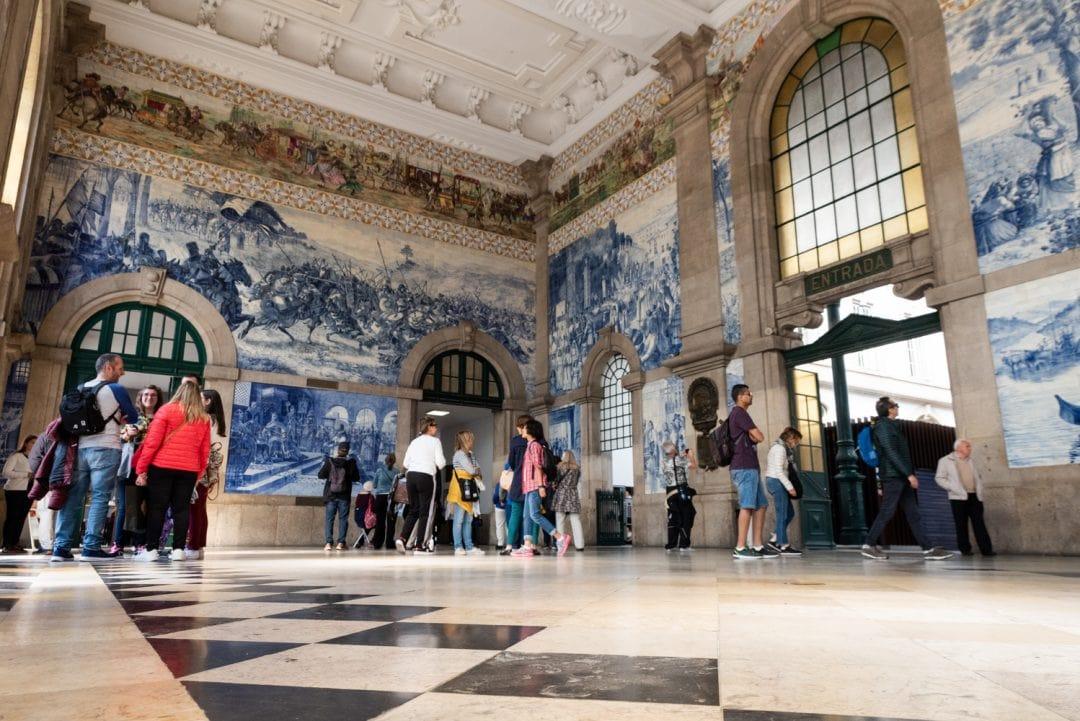 Gare de Sao Bento Porto