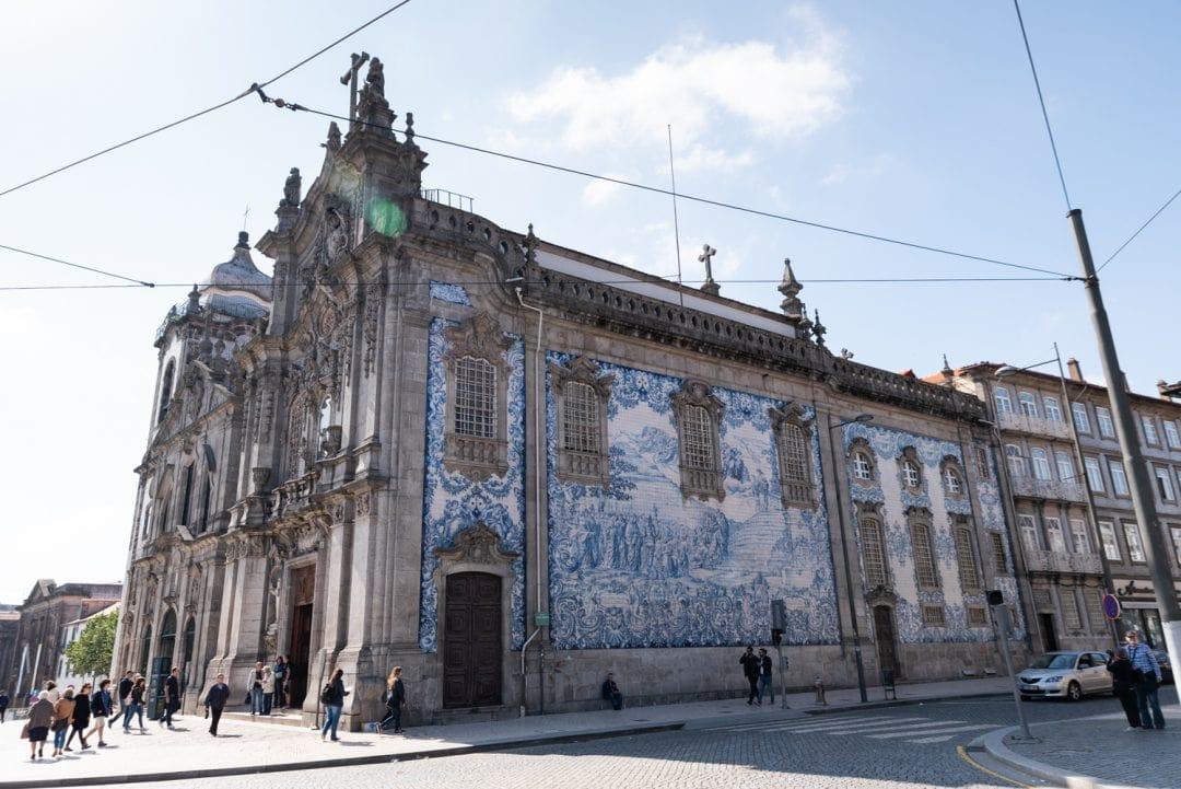 Igrejas Carmelitas Carmo