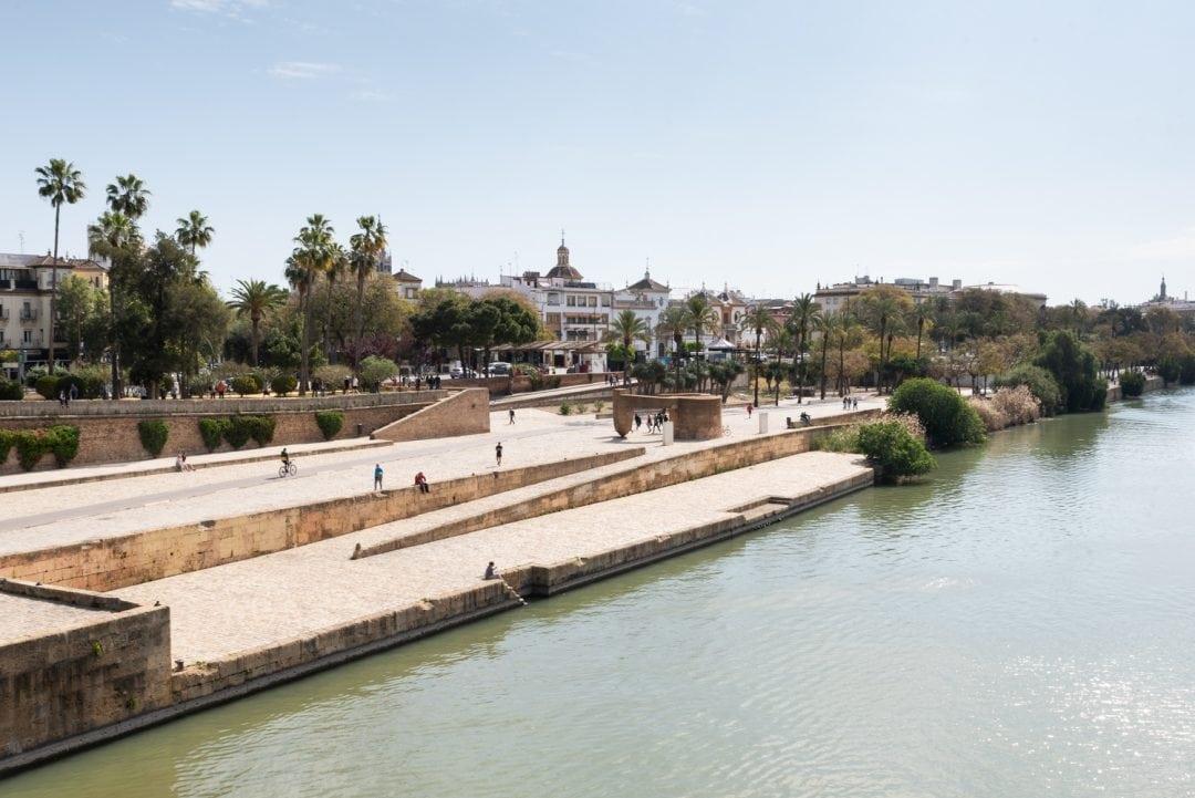 Rive Guadalquivir