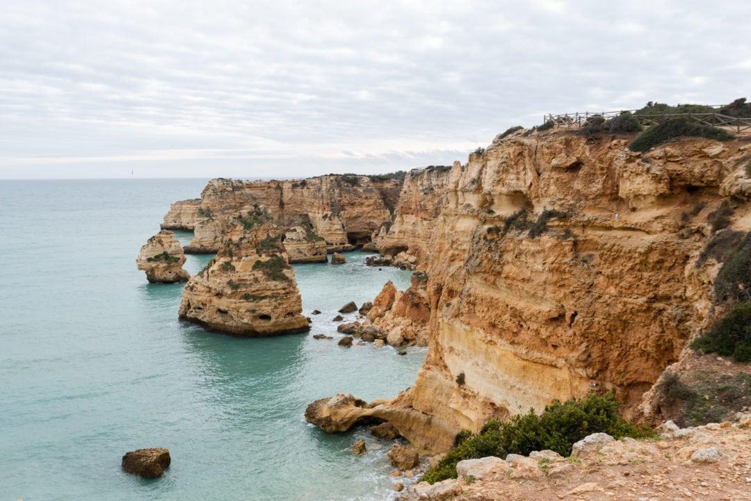 Praia di Marinha Algarve