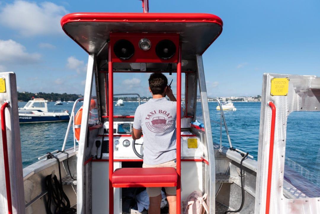 Taxi Boat Dinard