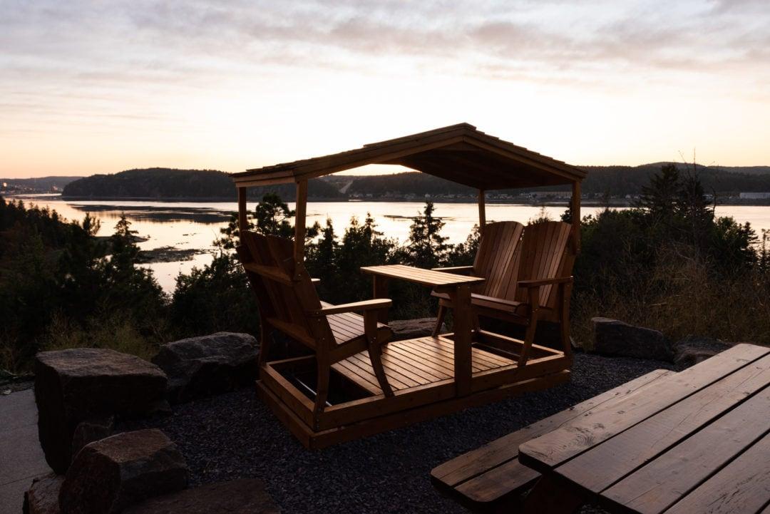 Gîte du haut des arbres Saguenay