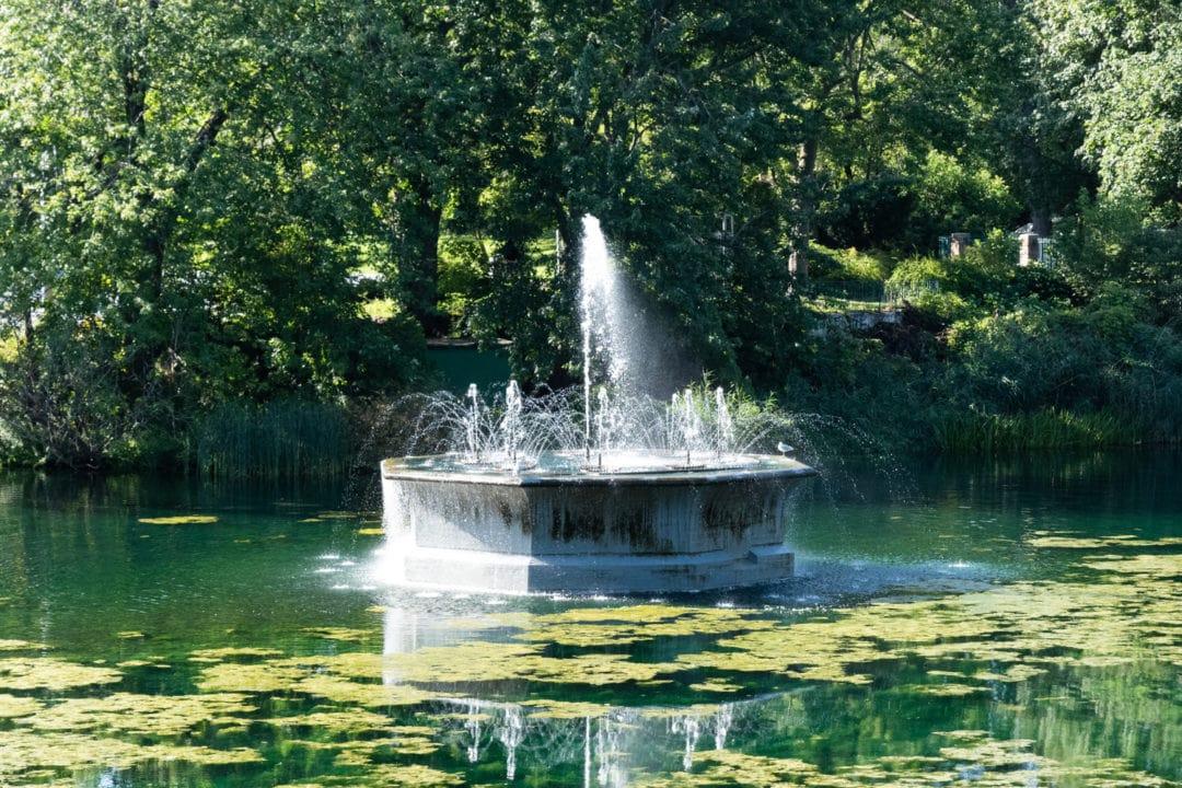 parc de la fontaine montréal