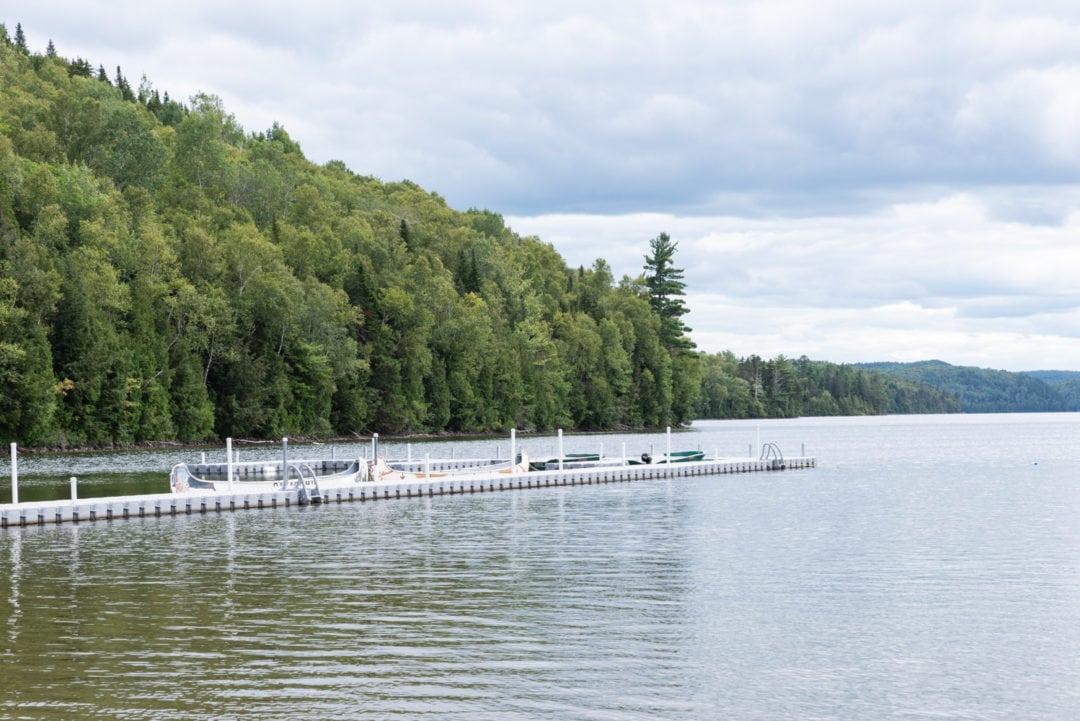 lac de Sacacomie
