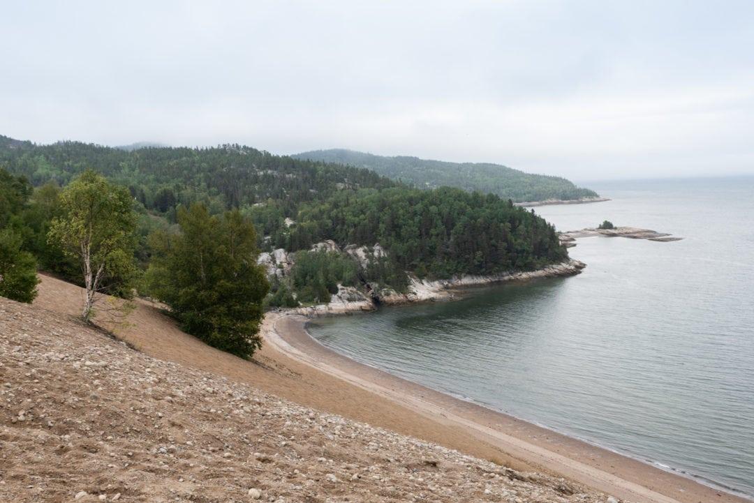 Dunes de Tadoussac