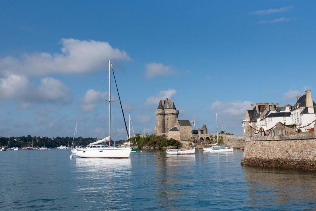 Tour Solidor à Saint-Malo