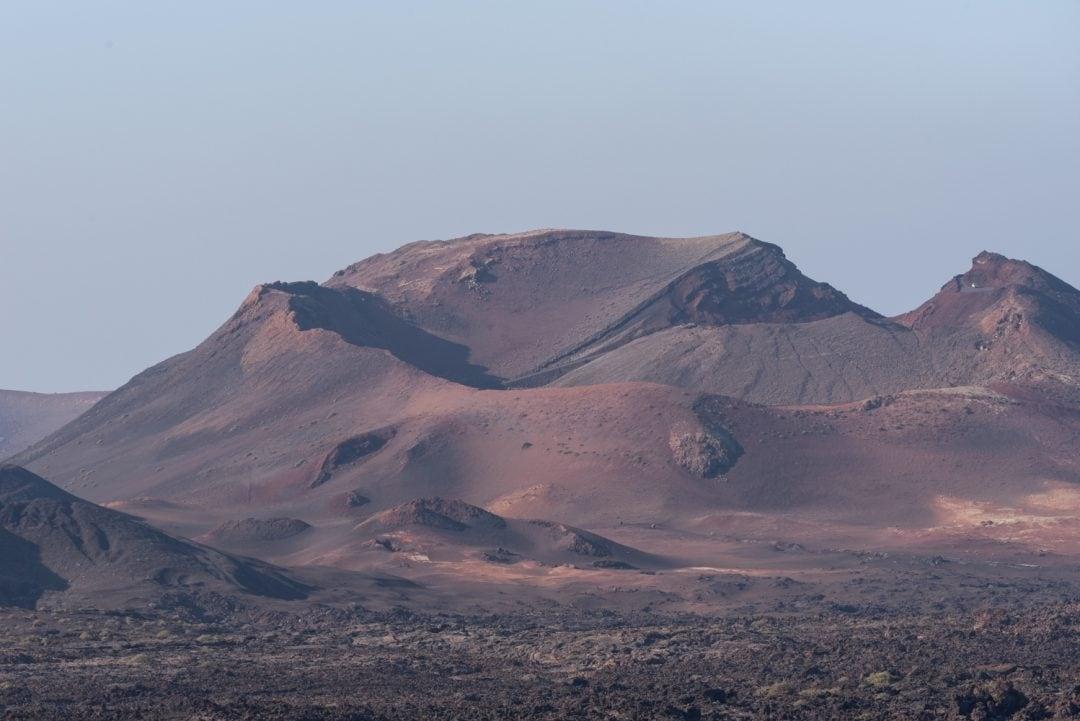 volcan de lanzarote