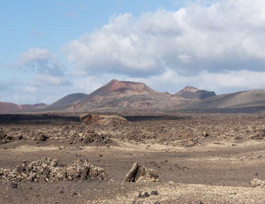 Lanzarote île aux volcans