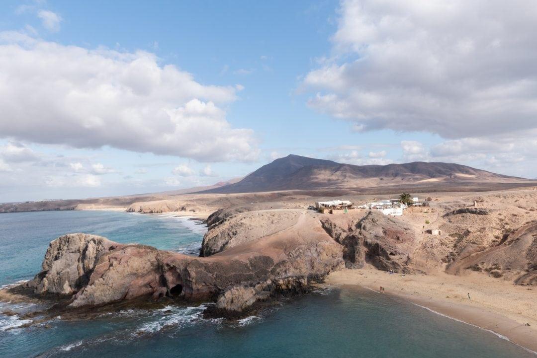 plage de Papagayo