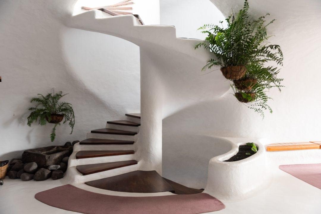 escalier mirador del rio