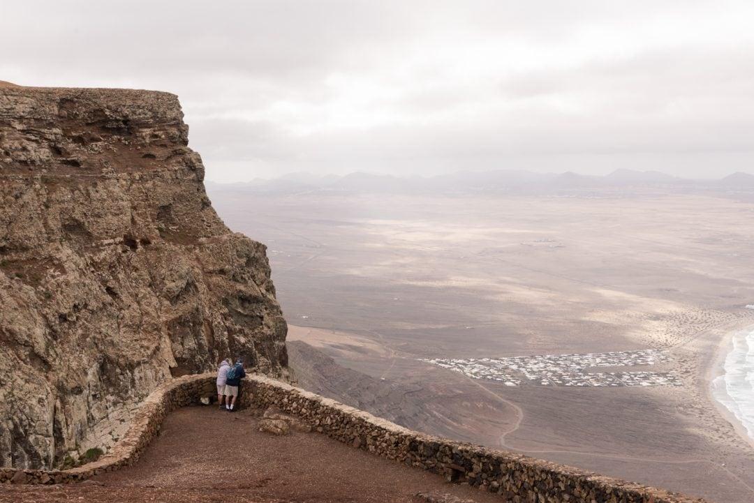 Mirador de El Risco de Famara