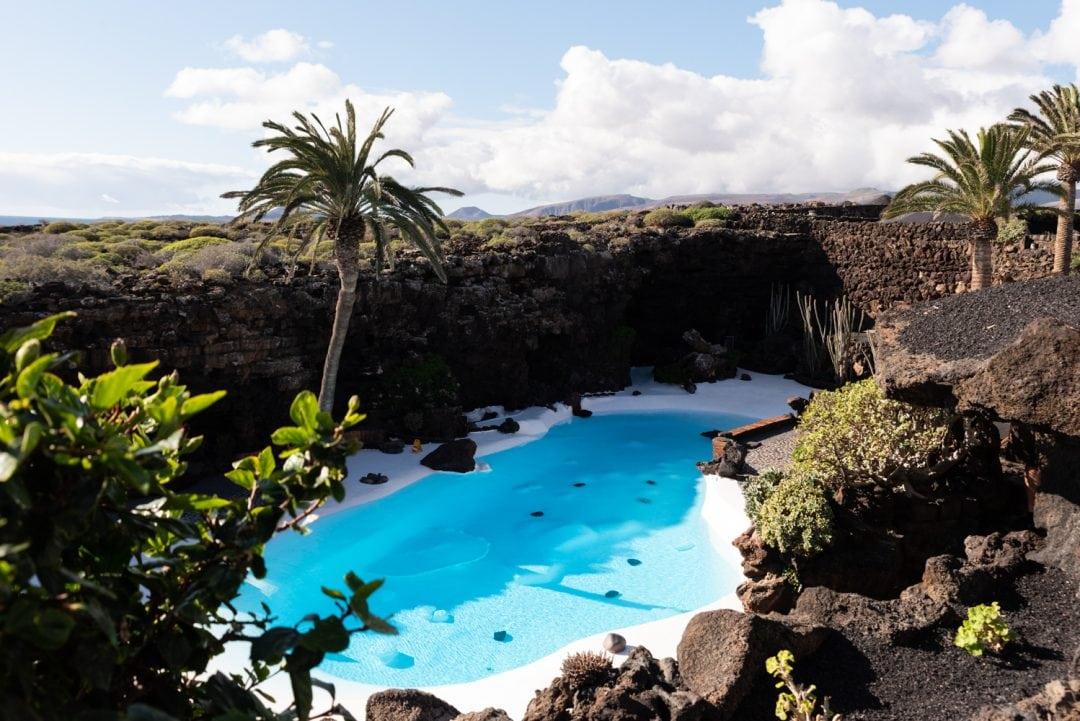 piscine de jameos del agua