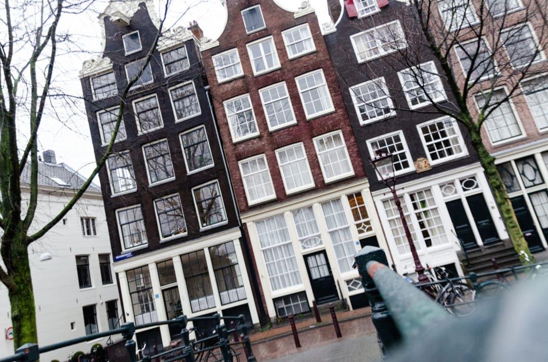 Architecture d'Amsterdam