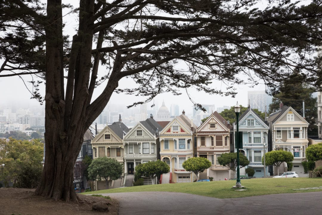 Les « Painted Ladies » de San Francisco